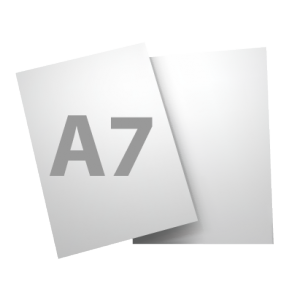 Standard A7 135gsm gloss