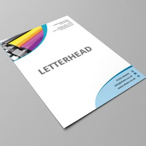 100gsm offset white with water mark