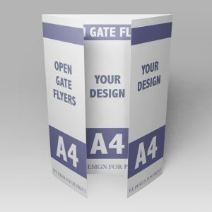 Open Gate Leaflets